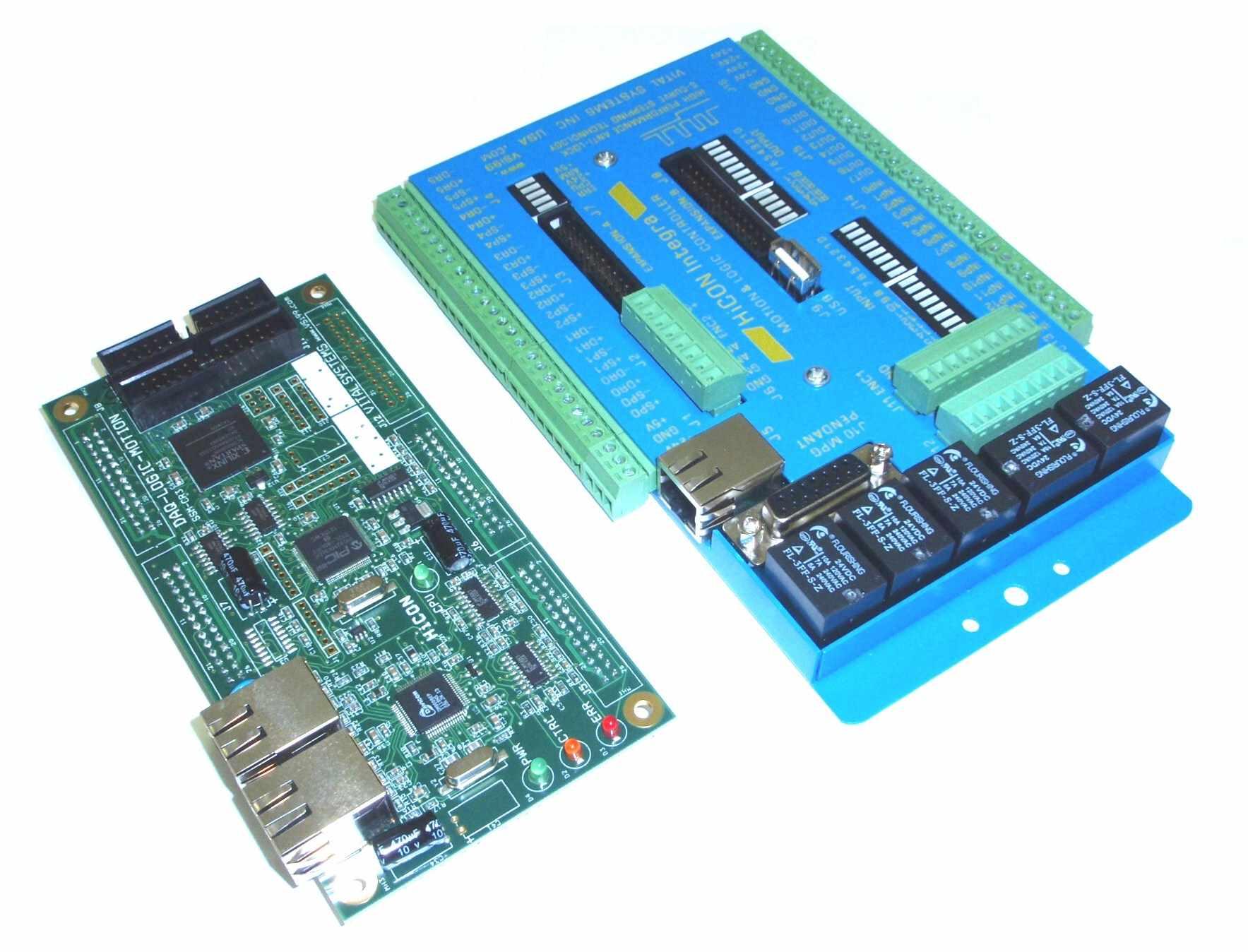 Mach3 Mach4 Ethernet Motion Controller, CNC Retrofit, Machine Tools